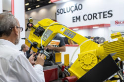 wire South America 2019 exhibitor and machine