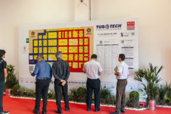wire South America 2019 hall plan and exhibitor list